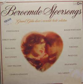 Various – Beroemde Sfeersongs - Grand Gala Door 's Werelds Beste Solisten
