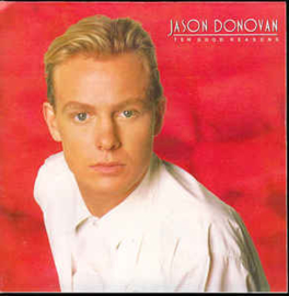 Jason Donovan ‎– Ten Good Reasons (CD)