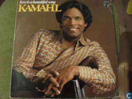 Kamahl ‎– Love Is A Beautiful Song