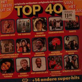 Various – Het Beste Uit De Top 40 Van Het Jaar