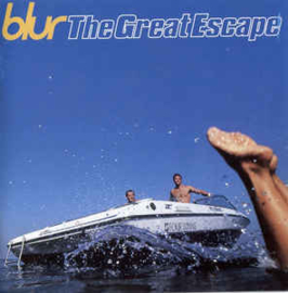 Blur ‎– The Great Escape (CD)