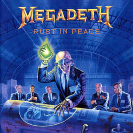 Megadeth ‎– Rust In Peace (CD)