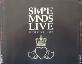 Simple Minds – Live In The City Of Light (CD)