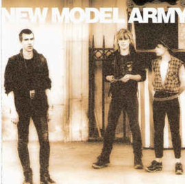 New Model Army ‎– New Model Army (CD)