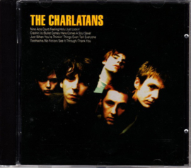 Charlatans – The Charlatans (CD)