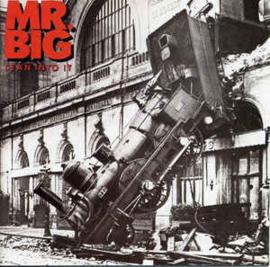 Mr. Big – Lean Into It (CD)