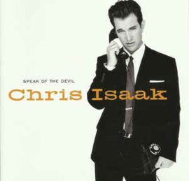 Chris Isaak ‎– Speak Of The Devil (CD)