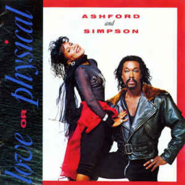 Ashford And Simpson ‎– Love Or Physical (CD)