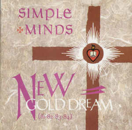 Simple Minds ‎– New Gold Dream (81-82-83-84) (CD)