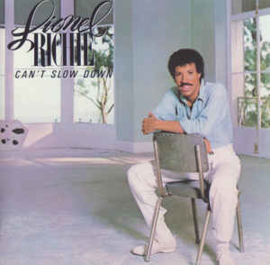 Lionel Richie – Can't Slow Down (CD)