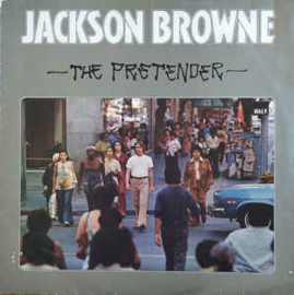Jackson Browne ‎– The Pretender