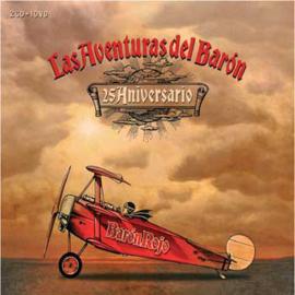 Barón Rojo – Las Aventuras Del Barón (25 Aniversario) (CD)