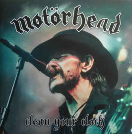 Motörhead – Clean Your Clock (CD/DVD)