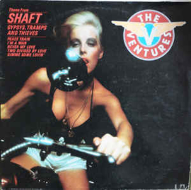 Ventures ‎– Theme From Shaft