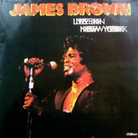 James Brown – Live In New York