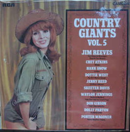 Various ‎– Country Giants Vol. 5