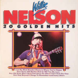 Willie Nelson – 20 Golden Hits