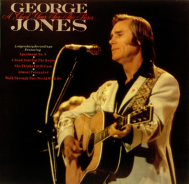 George Jones  ‎– A Good Year For The Roses
