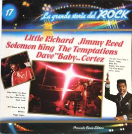 "Various - Little Richard / Jimmy Reed / Solomon King / The Temptations (2) / Dave ""Baby"" Cortez – Little Richard / Jimmy Reed / Solomon King / The Temptations / Dave ""Baby"" Cortez"
