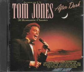 Tom Jones ‎– After Dark (CD)