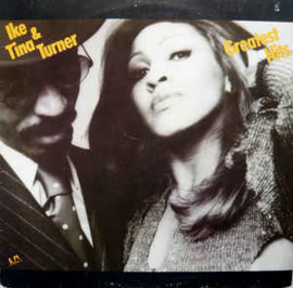 Ike & Tina Turner ‎– Greatest Hits