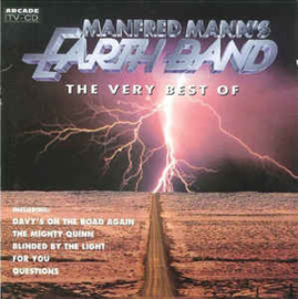 Manfred Mann's Earth Band – The Very Best Of Manfred Mann's Earth Band (CD)