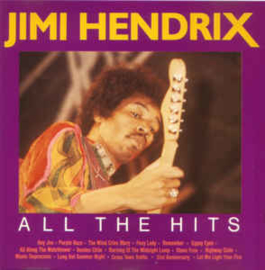 Jimi Hendrix ‎– All The Hits (CD)