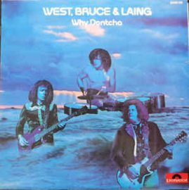 West, Bruce & Laing ‎– Why Dontcha