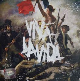 Coldplay ‎– Viva La Vida Or Death And All His Friends (CD)