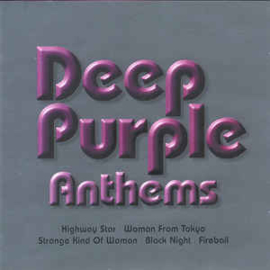 Deep Purple ‎– Anthems (CD)