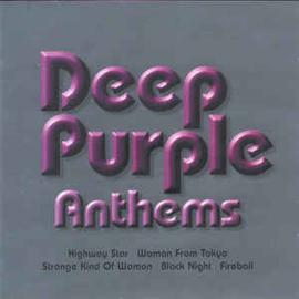 Deep Purple – Anthems (CD)
