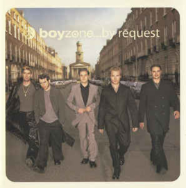 Boyzone ‎– ...By Request (CD)
