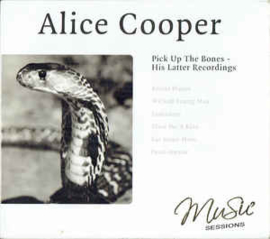 Alice Cooper ‎– Pick Up The Bones - His Latter Recordings (CD)