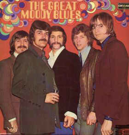 Moody Blues ‎– The Great Moody Blues