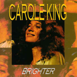 Carole King ‎– Brighter (CD)