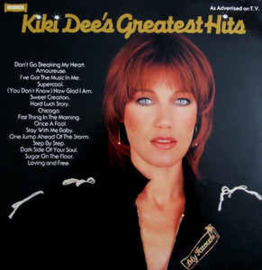 Kiki Dee ‎– Kiki Dee's Greatest Hits