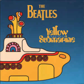 Beatles ‎– Yellow Submarine Songtrack (LP)