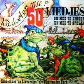 Kinderkoor De Lieverdjes o.l.v. Wim van den Hurk – 50 Kinderliedjes
