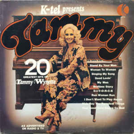 Tammy Wynette ‎– Tammy - 20 Greatest Hits