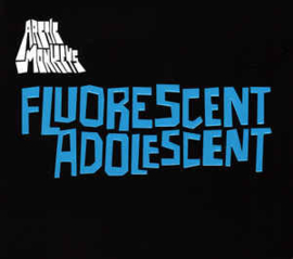 Arctic Monkeys ‎– Fluorescent Adolescent (CD)