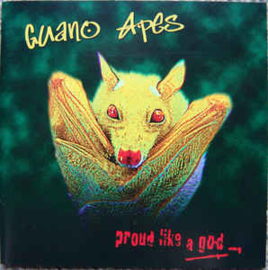 Guano Apes ‎– Proud Like A God (CD)