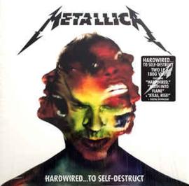 Metallica – Hardwired...To Self-Destruct (2LP)