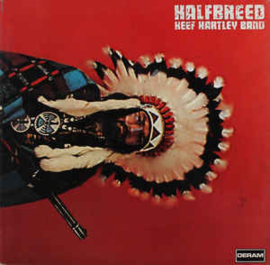 Keef Hartley Band ‎– Halfbreed