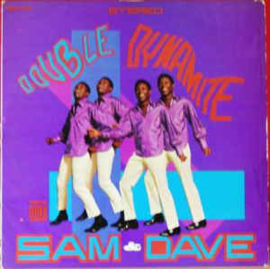 Sam & Dave ‎– Double Dynamite
