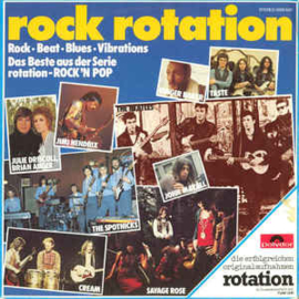 Various ‎– Rock Rotation