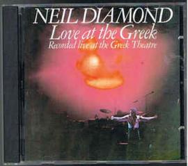 Neil Diamond – Love At The Greek (CD)