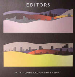 Editors ‎– In This Light And On This Evening (LP)