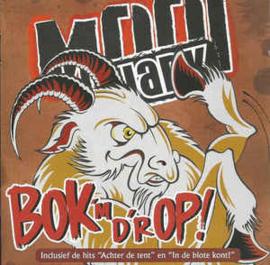 Mooi Wark – Bok 'M D'r Op (CD)