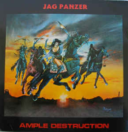 Jag Panzer ‎– Ample Destruction