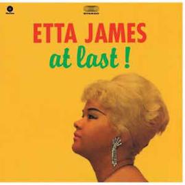 Etta James – At Last! (LP)